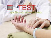 Test zdravotního stavu on-line