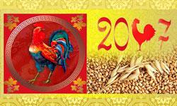 čínský horoskop na rok 2017